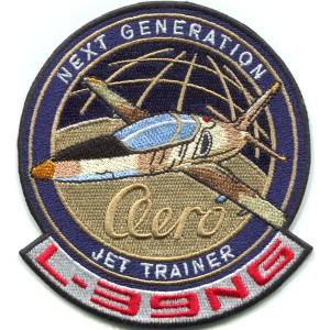 205001 - NÁŠIVKA - L-39NG