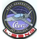 205002 - NÁŠIVKA - AERO L-39NG - PLAST