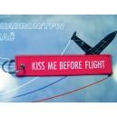 KĽÚČENKA - KISS ME BEFORE FLIGHT